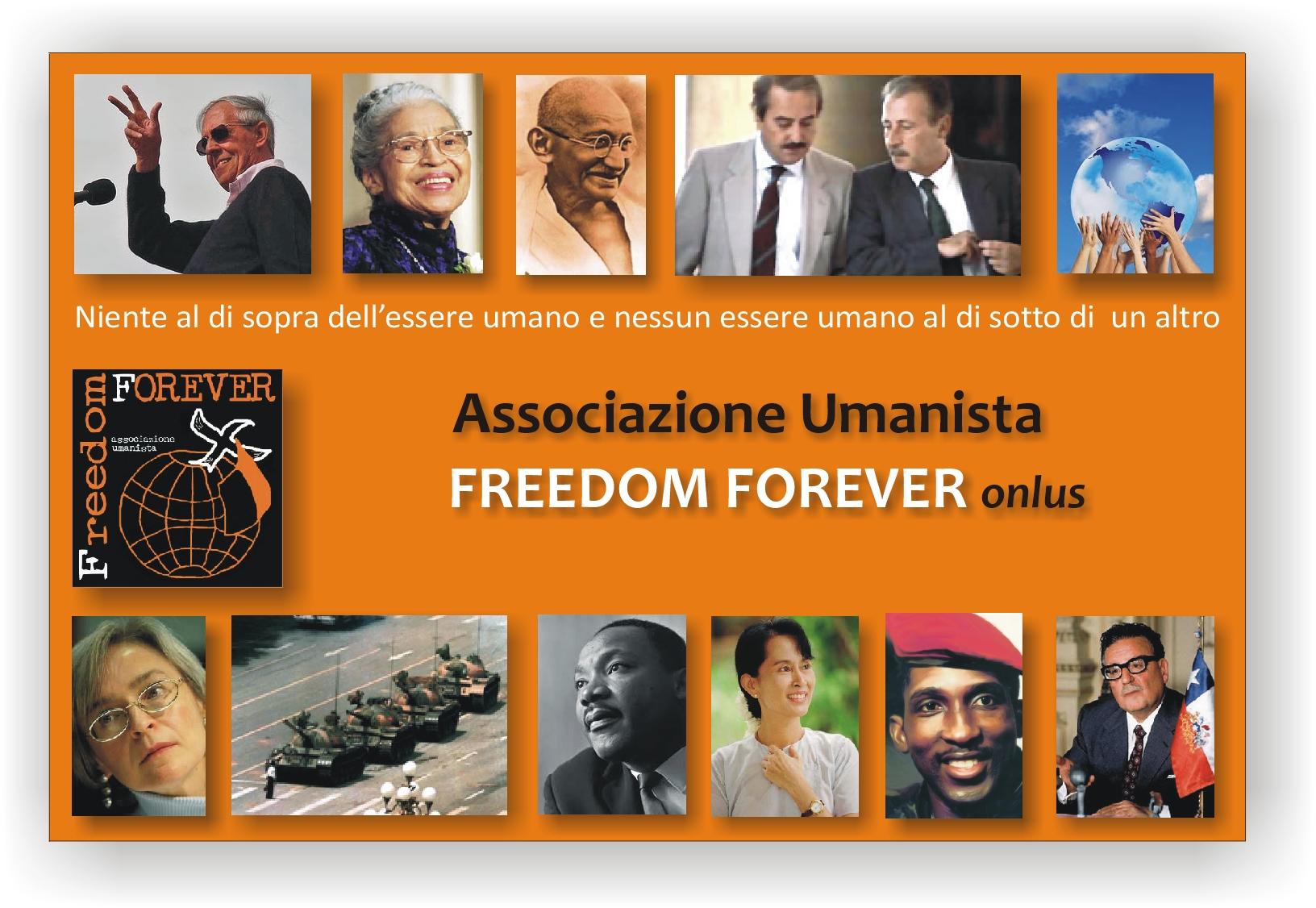 Associazione Umanista Freedom Forever